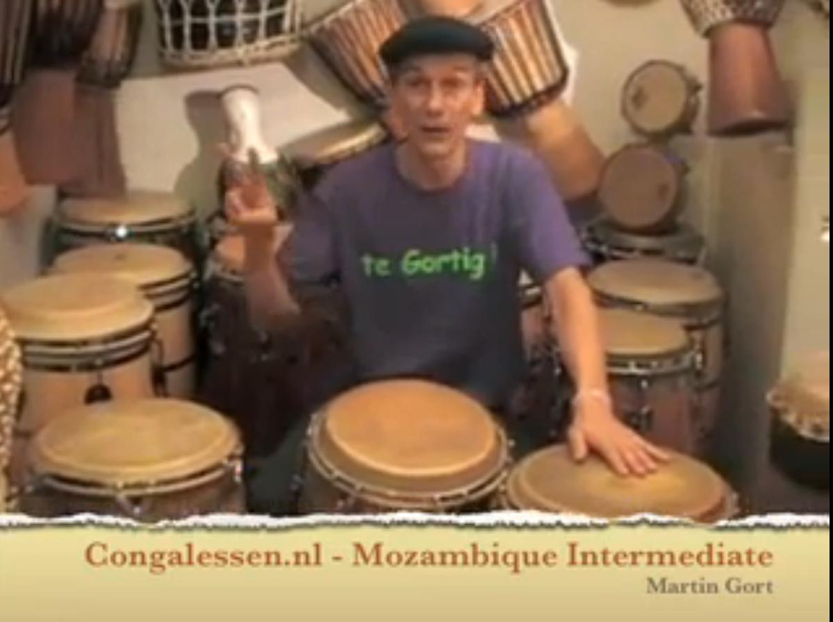 Mozambique Intermediate Martin Gort Congalessen.nl